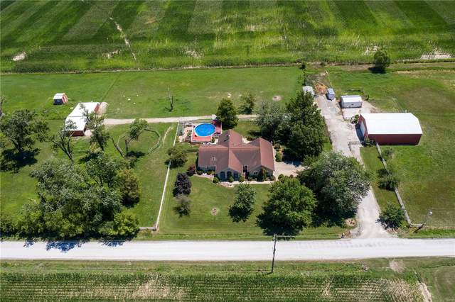 11312 Little Prairie Road, BREESE, IL 62230 (#20048572) :: The Becky O'Neill Power Home Selling Team