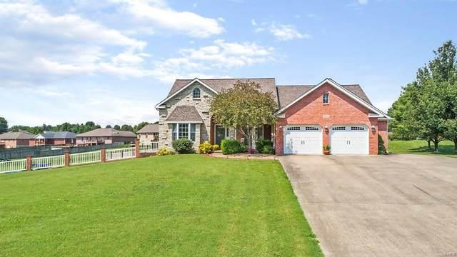 1507 N Farmington Road, Jackson, MO 63755 (#20048577) :: The Becky O'Neill Power Home Selling Team