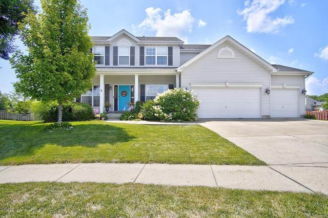 6816 Tara Manor, Fairview Heights, IL 62208 (#20048630) :: Parson Realty Group