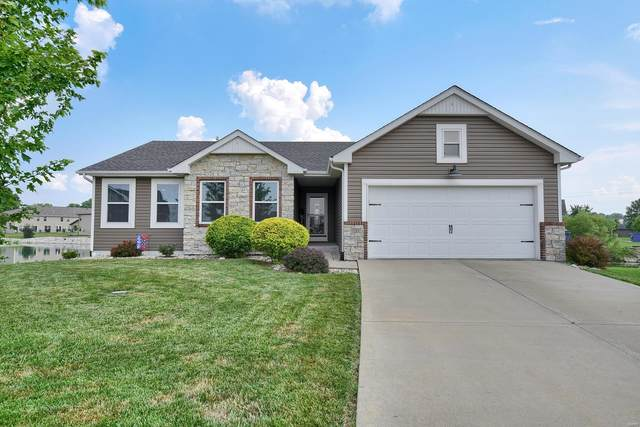 731 5th Street, Saint Jacob, IL 62281 (#20048633) :: The Becky O'Neill Power Home Selling Team