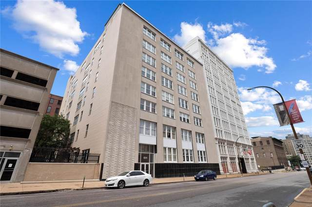 1511 Locust Street #108, St Louis, MO 63103 (#20048664) :: Parson Realty Group