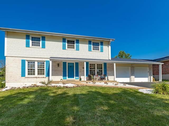 475 Ivywood, Ballwin, MO 63011 (#20048689) :: Matt Smith Real Estate Group