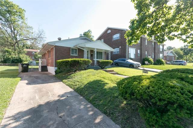 6719 Plymouth Avenue, St Louis, MO 63130 (#20048716) :: Parson Realty Group