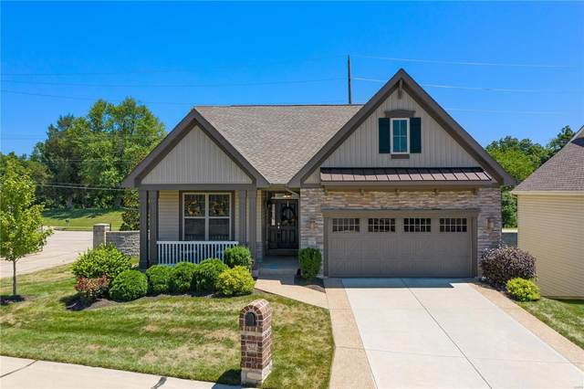 54 Sag Harbor Court, Saint Charles, MO 63303 (#20048725) :: The Becky O'Neill Power Home Selling Team