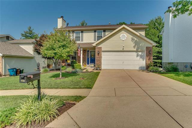 5911 Pennbrooke Drive, St Louis, MO 63129 (#20048727) :: Kelly Hager Group   TdD Premier Real Estate