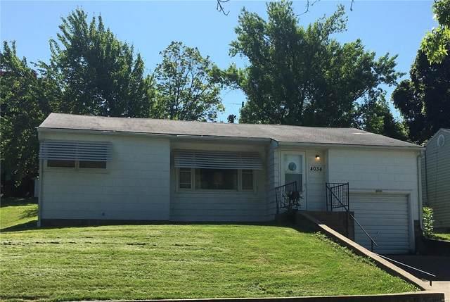 4034 Hillside, Hannibal, MO 63401 (#20048732) :: Matt Smith Real Estate Group