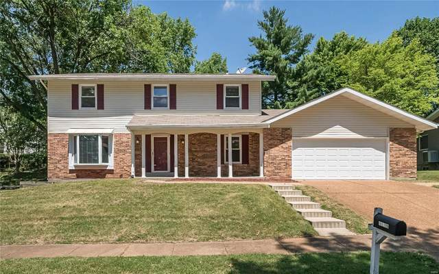 14219 Rainy Lake, Chesterfield, MO 63017 (#20048737) :: The Becky O'Neill Power Home Selling Team
