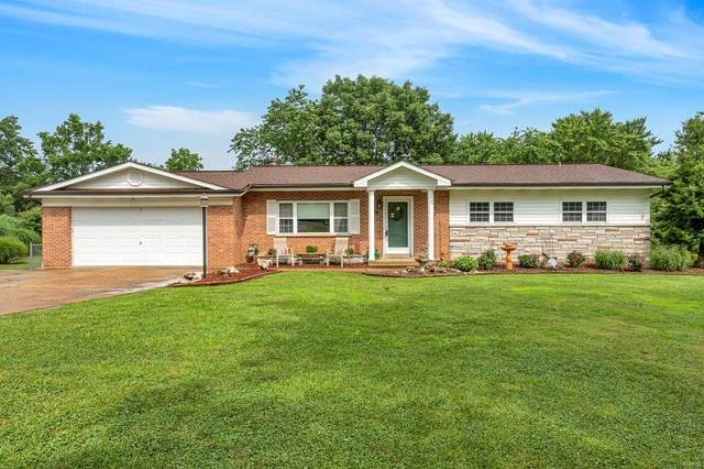 5584 Kerth Road, St Louis, MO 63128 (#20048767) :: RE/MAX Professional Realty