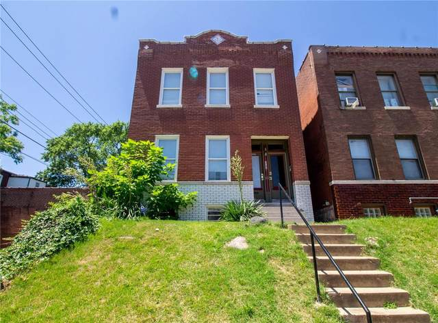 3743 Louisiana Avenue, St Louis, MO 63118 (#20048775) :: St. Louis Finest Homes Realty Group