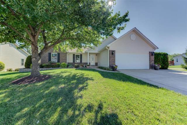 211 Boulder Point Drive, Saint Peters, MO 63376 (#20048778) :: RE/MAX Vision