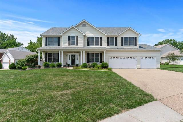 2645 Angle Gate Circle, Dardenne Prairie, MO 63368 (#20048786) :: Peter Lu Team
