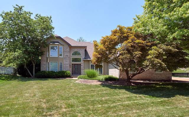 1355 Conway Oaks, Chesterfield, MO 63017 (#20048789) :: Barrett Realty Group