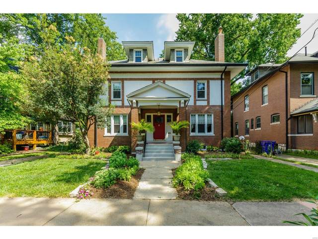6939 Columbia Avenue, St Louis, MO 63130 (#20048798) :: Peter Lu Team
