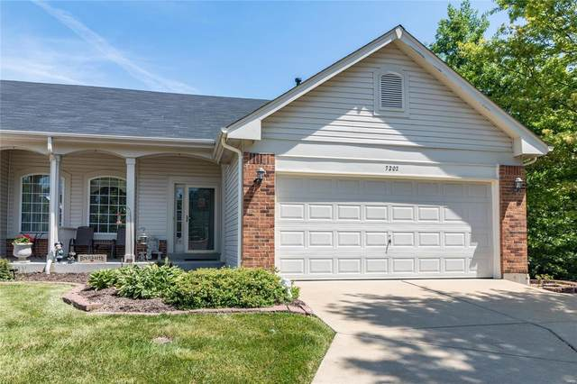 7202 Geneva Manor Court, St Louis, MO 63129 (#20048799) :: RE/MAX Professional Realty