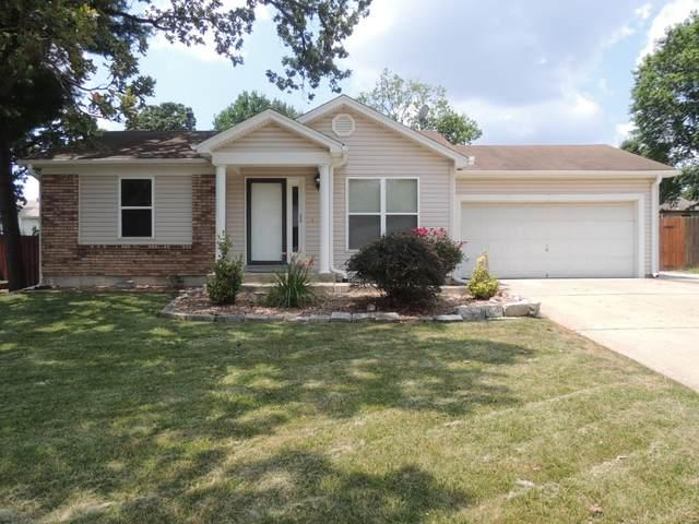 2307 Longmont, O'Fallon, MO 63368 (#20048806) :: The Becky O'Neill Power Home Selling Team