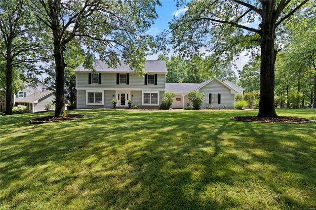 1586 Foxham Drive, Chesterfield, MO 63017 (#20048809) :: Clarity Street Realty