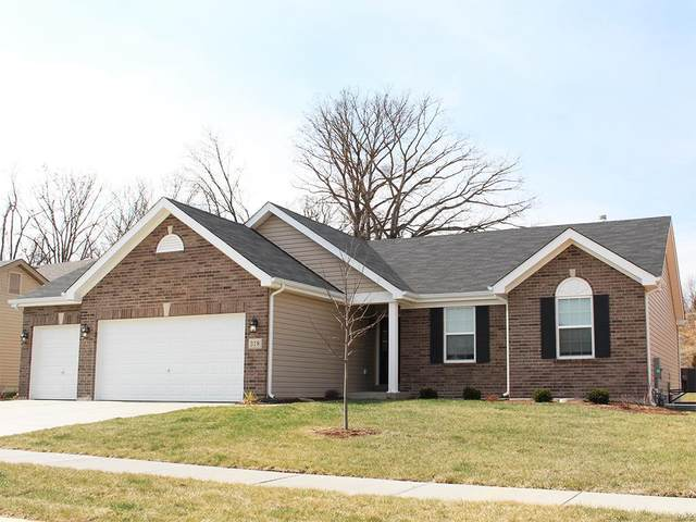308 Narrowleaf Lane, O'Fallon, MO 63366 (#20048816) :: Barrett Realty Group