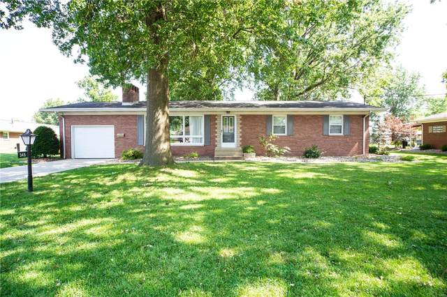 345 S 3rd Street, BREESE, IL 62230 (#20048824) :: The Becky O'Neill Power Home Selling Team