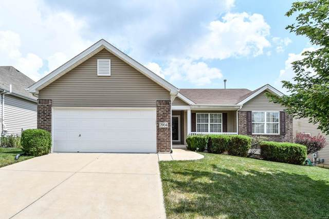 7904 Silver Pine Drive, St Louis, MO 63129 (#20048827) :: RE/MAX Professional Realty