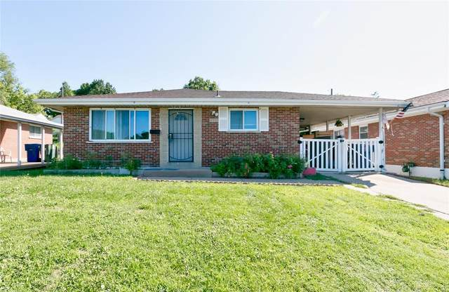4319 Germania, St Louis, MO 63116 (#20048831) :: RE/MAX Professional Realty