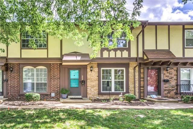 666 Rosetta, Florissant, MO 63031 (#20048832) :: Matt Smith Real Estate Group