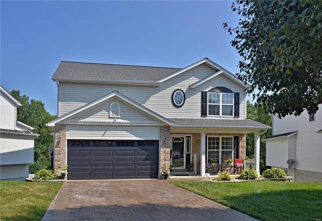 421 Winter Bluff, Fenton, MO 63026 (#20048838) :: The Becky O'Neill Power Home Selling Team