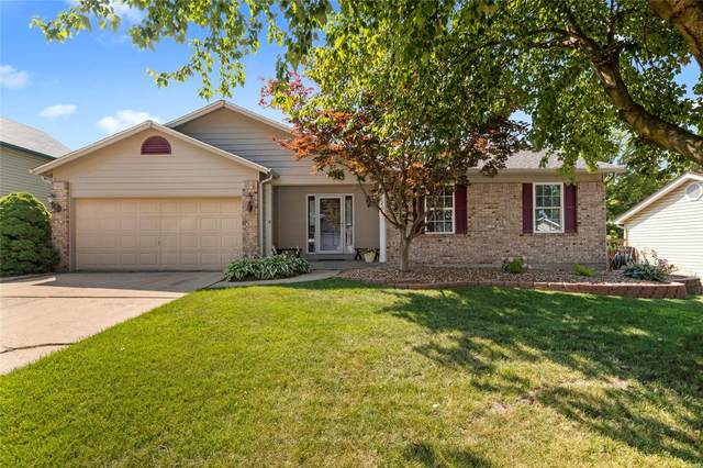 1268 Poseidon Court, Saint Peters, MO 63376 (#20048862) :: RE/MAX Vision