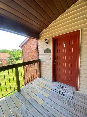 6844 Cottage Grove Lane J, St Louis, MO 63129 (#20048865) :: The Becky O'Neill Power Home Selling Team