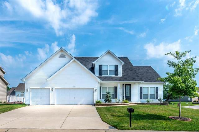 1801 Homefield Valley, O'Fallon, MO 63366 (#20048873) :: Peter Lu Team