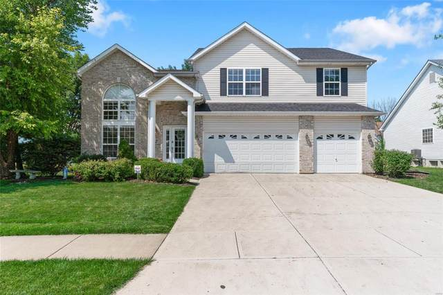 2525 Macpherson, Dardenne Prairie, MO 63368 (#20048874) :: Kelly Hager Group | TdD Premier Real Estate