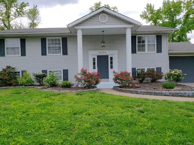 3300 Clemens Drive, Saint Charles, MO 63301 (#20048908) :: The Becky O'Neill Power Home Selling Team