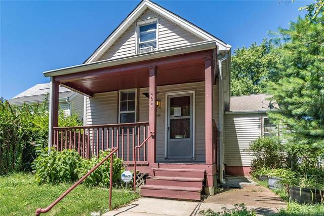 4639 Minnesota Avenue, St Louis, MO 63111 (#20048925) :: Walker Real Estate Team