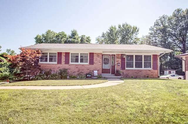 1405 Express Drive, Belleville, IL 62223 (#20048952) :: The Becky O'Neill Power Home Selling Team