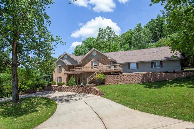 2571 Ridgeview Drive, High Ridge, MO 63049 (#20048959) :: Clarity Street Realty