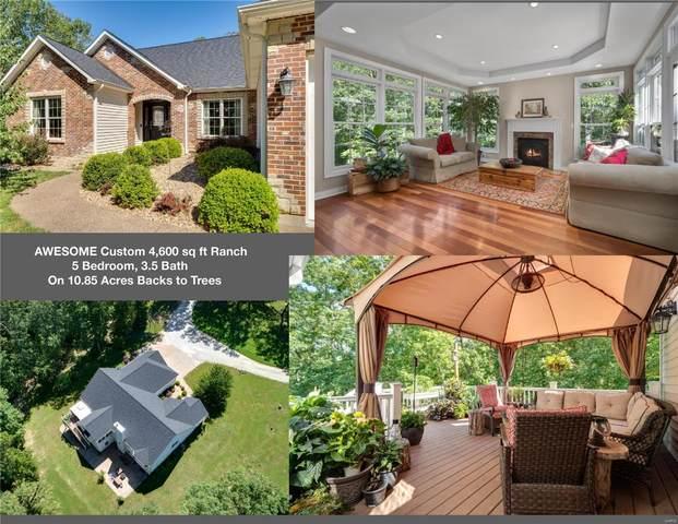 27728 Garland Woods Drive, Warrenton, MO 63383 (#20048976) :: Parson Realty Group