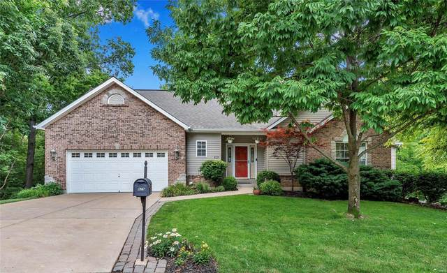 829 Edgewood Drive, Lake St Louis, MO 63367 (#20049041) :: RE/MAX Vision