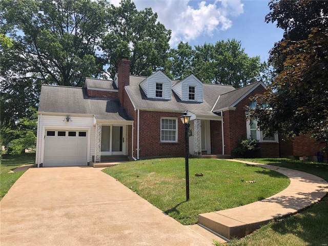 9341 Parkside, Brentwood, MO 63144 (#20049055) :: RE/MAX Professional Realty
