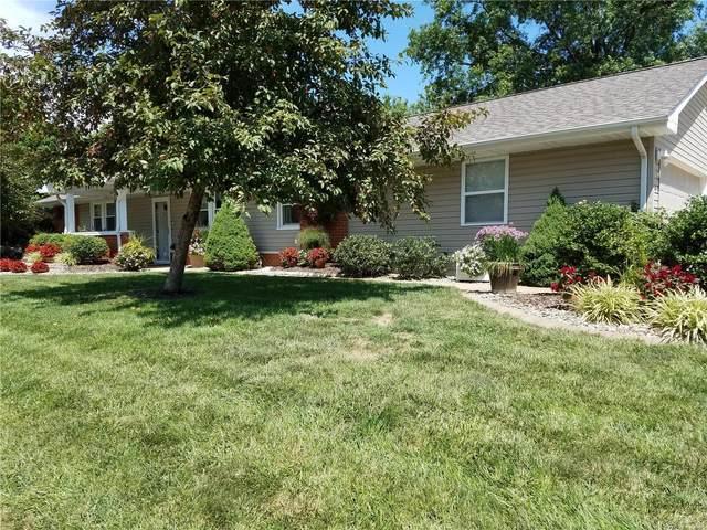 2411 Poplar Street, Highland, IL 62249 (#20049080) :: Hartmann Realtors Inc.
