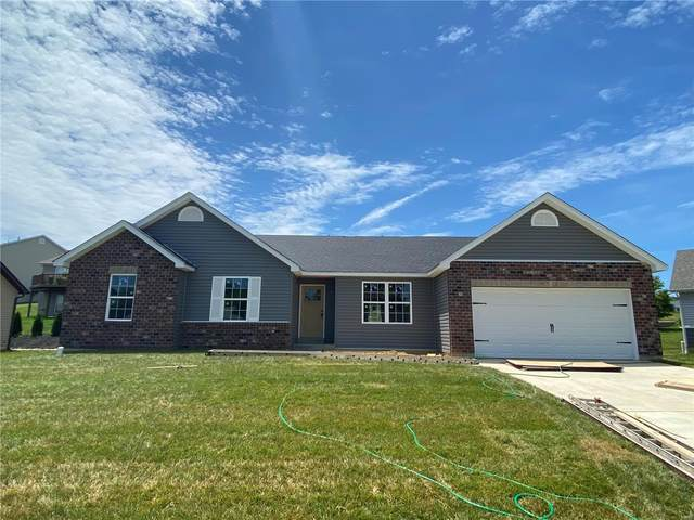 881 Glen Eagle Drive, Troy, MO 63379 (#20049082) :: Matt Smith Real Estate Group