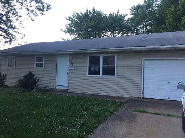 617 Saint Matthew Court, Cahokia, IL 62206 (#20049089) :: RE/MAX Vision