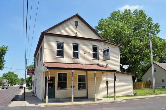 319 W Laurel Street, Millstadt, IL 62260 (#20049091) :: Parson Realty Group