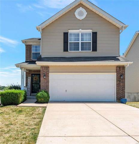 20 Brushy Brook, O'Fallon, MO 63366 (#20049142) :: Barrett Realty Group
