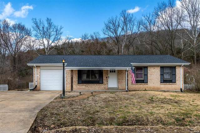2932 Paula, High Ridge, MO 63049 (#20049152) :: Clarity Street Realty