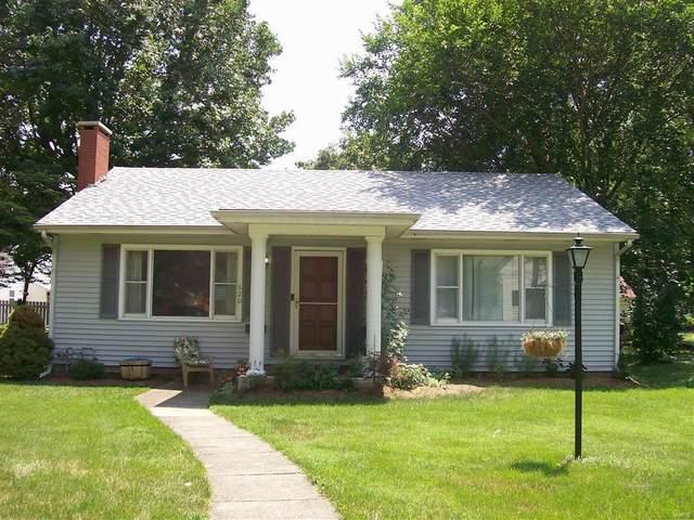 620 School Street, NOKOMIS, IL 62075 (#20049154) :: The Becky O'Neill Power Home Selling Team
