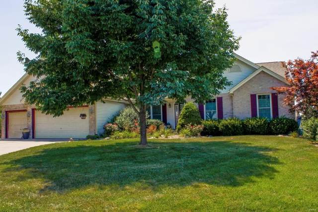 4 Foxbriar Court, Saint Peters, MO 63376 (#20049159) :: Clarity Street Realty