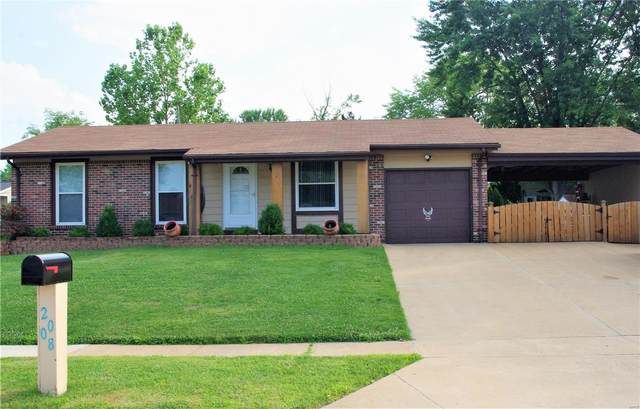 2008 Bentley Manor Drive, Fenton, MO 63026 (#20049168) :: The Becky O'Neill Power Home Selling Team