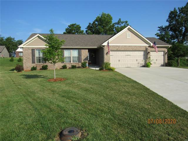 302 Fox Run, Columbia, IL 62236 (#20049171) :: Walker Real Estate Team