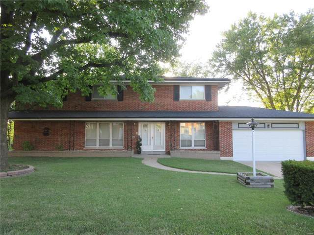 3613 Diamond Head Drive, St Louis, MO 63125 (#20049194) :: The Becky O'Neill Power Home Selling Team