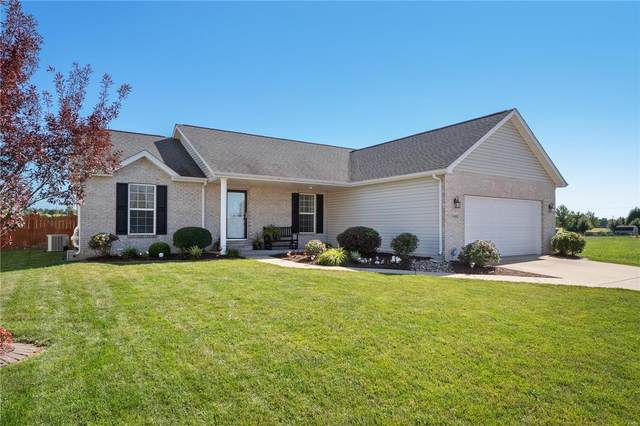 3482 Chippewa Drive, Shiloh, IL 62221 (#20049209) :: The Becky O'Neill Power Home Selling Team