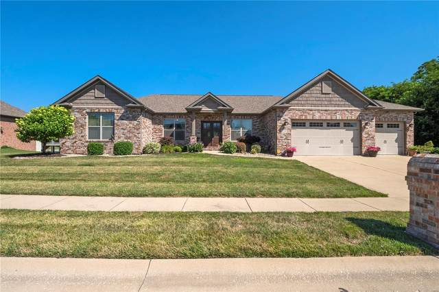 8425 Treybrooke Place, O'Fallon, IL 62269 (#20049225) :: Barrett Realty Group